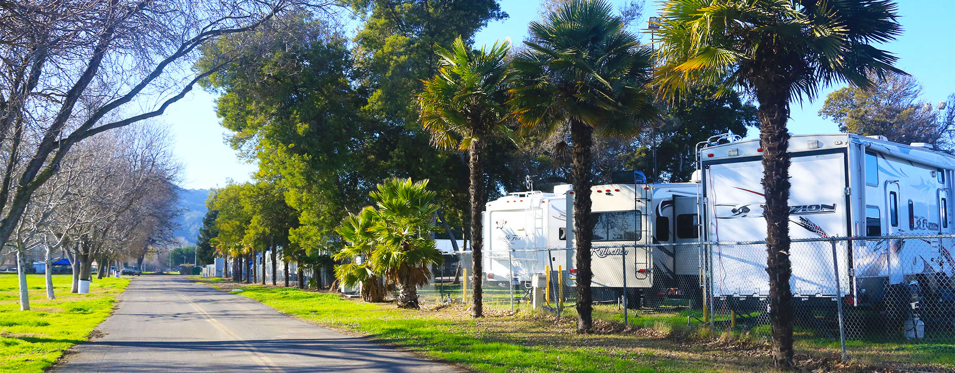 Welcome to Fairpark RV